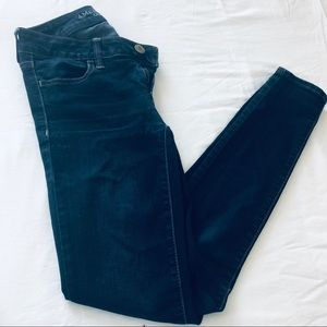 American Eagle Outfitters Jegging Supper Stretch.